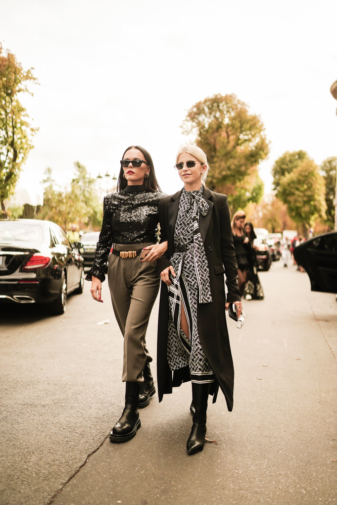 Street Style Looks from Paris Fashion Week SS20 Part 6