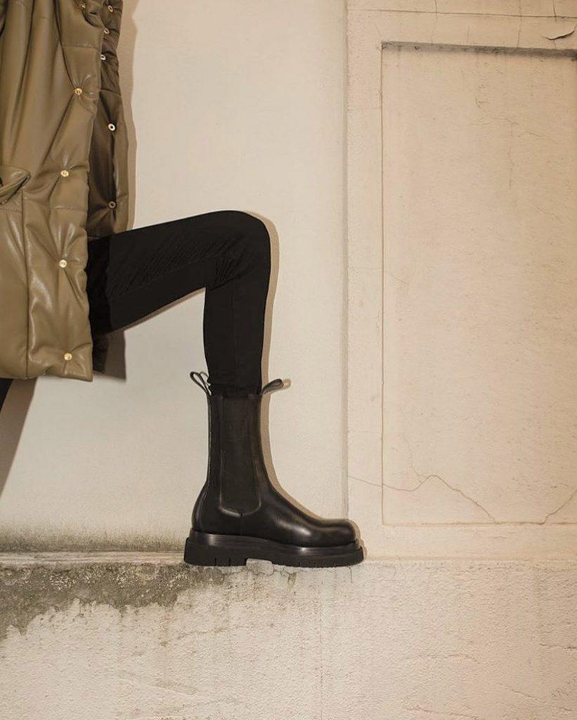 The Bottega Veneta Boots Du Moment