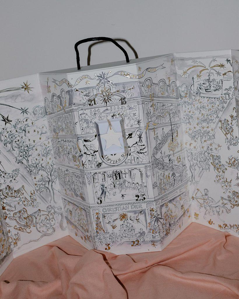 Maison Christian Dior Advent Calendar 2019