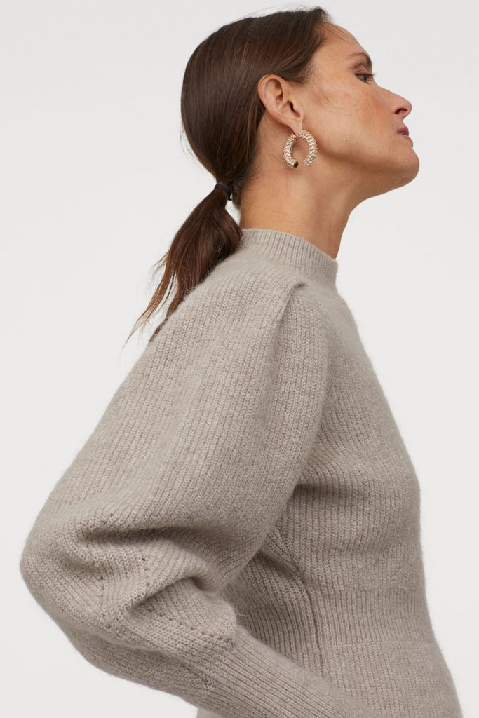 Trend FW19 puff sleeves H&M