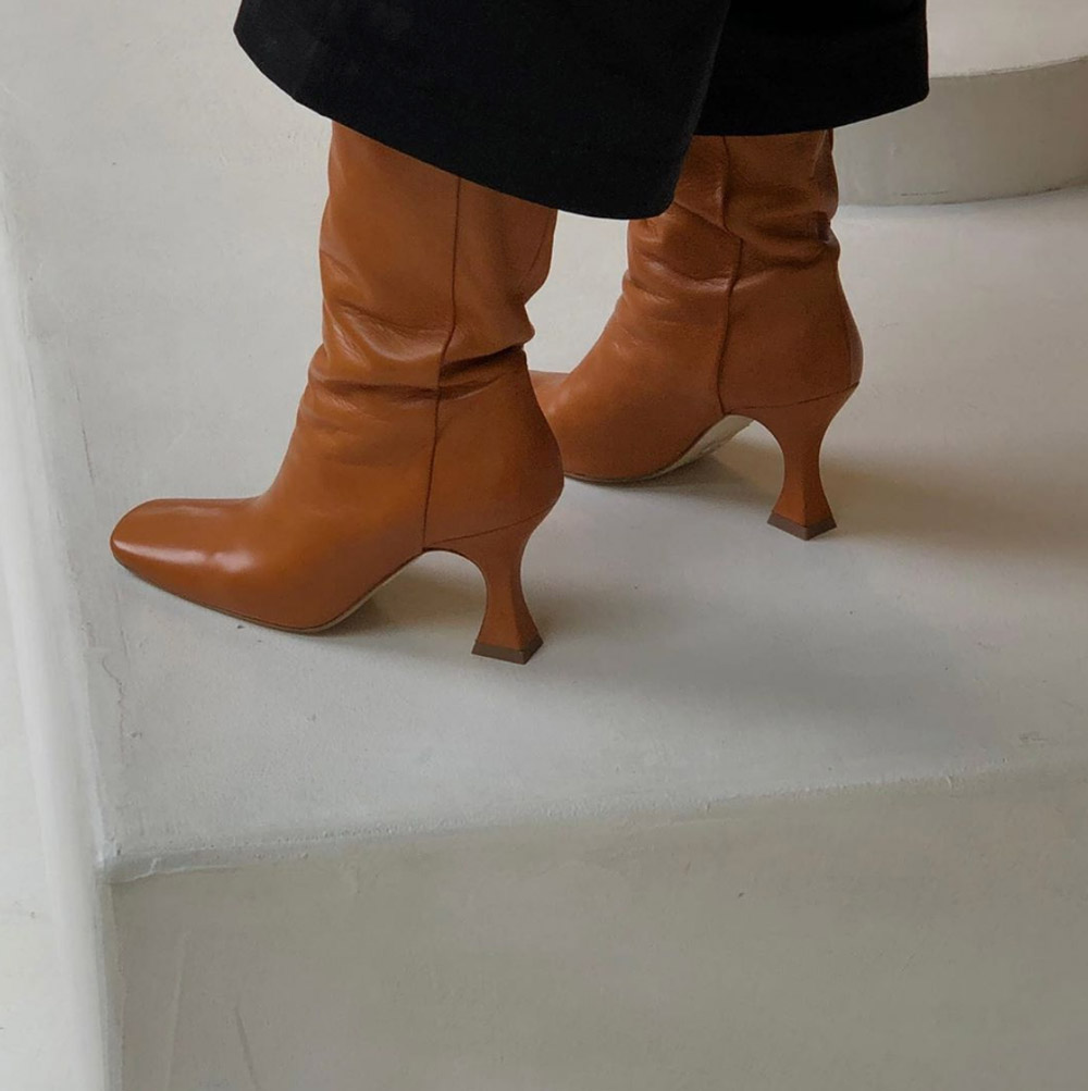 Trend Square Toe Boots