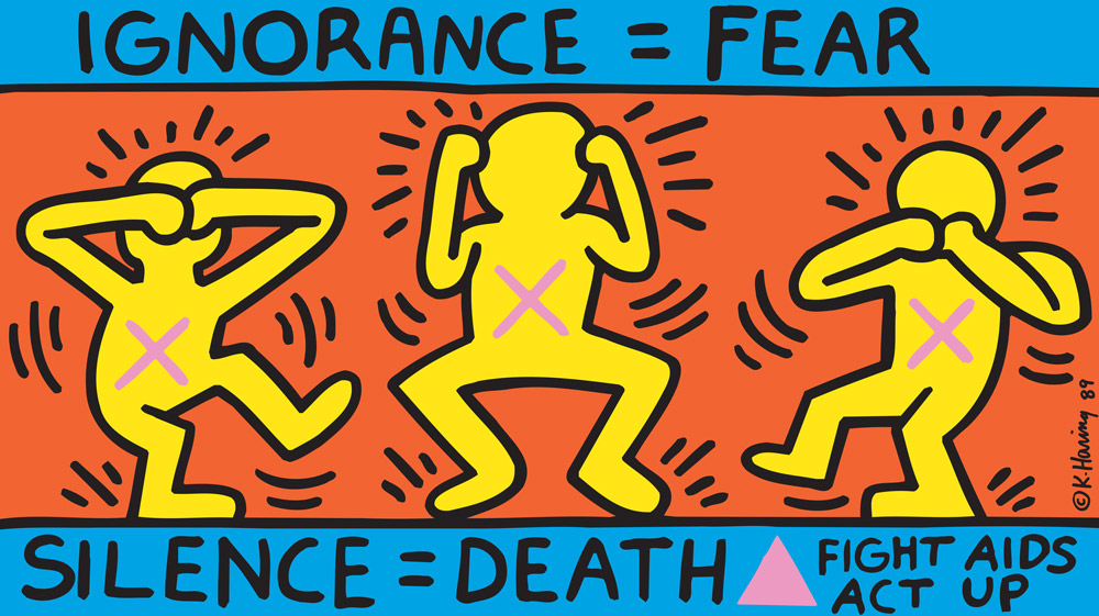 Keith Haring Bozar Brussels