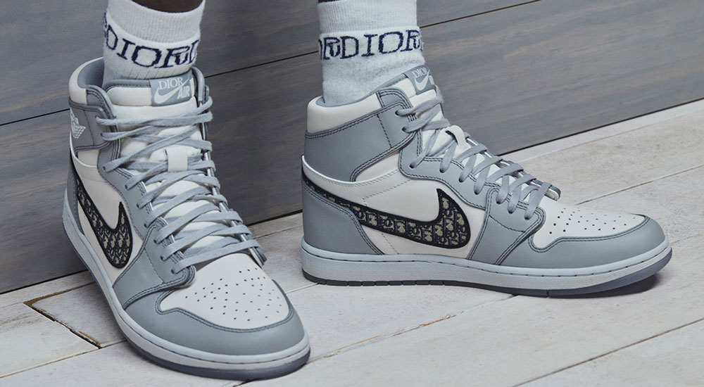 Everything You Need to Know About Dior X Air Jordan 1: 'Air Dior'