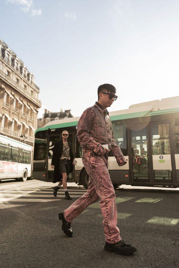 Paris Men's Fashion Week 2020 street style