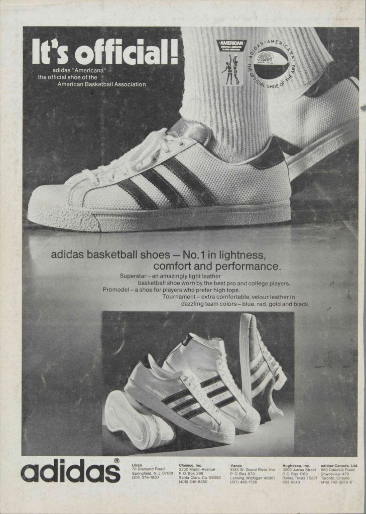 Adidas Superstar turns 50