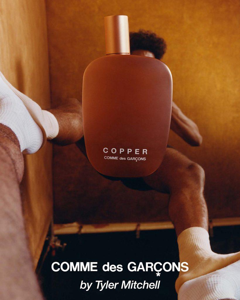 Copper Comme des Garçons