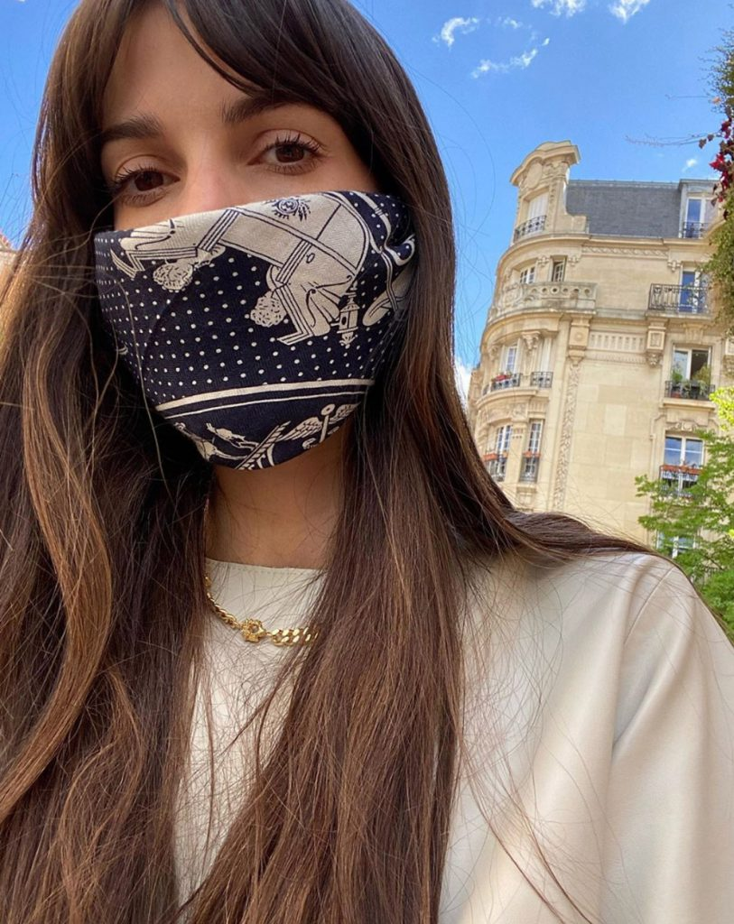 9 looks that will inspire you to wear a mask