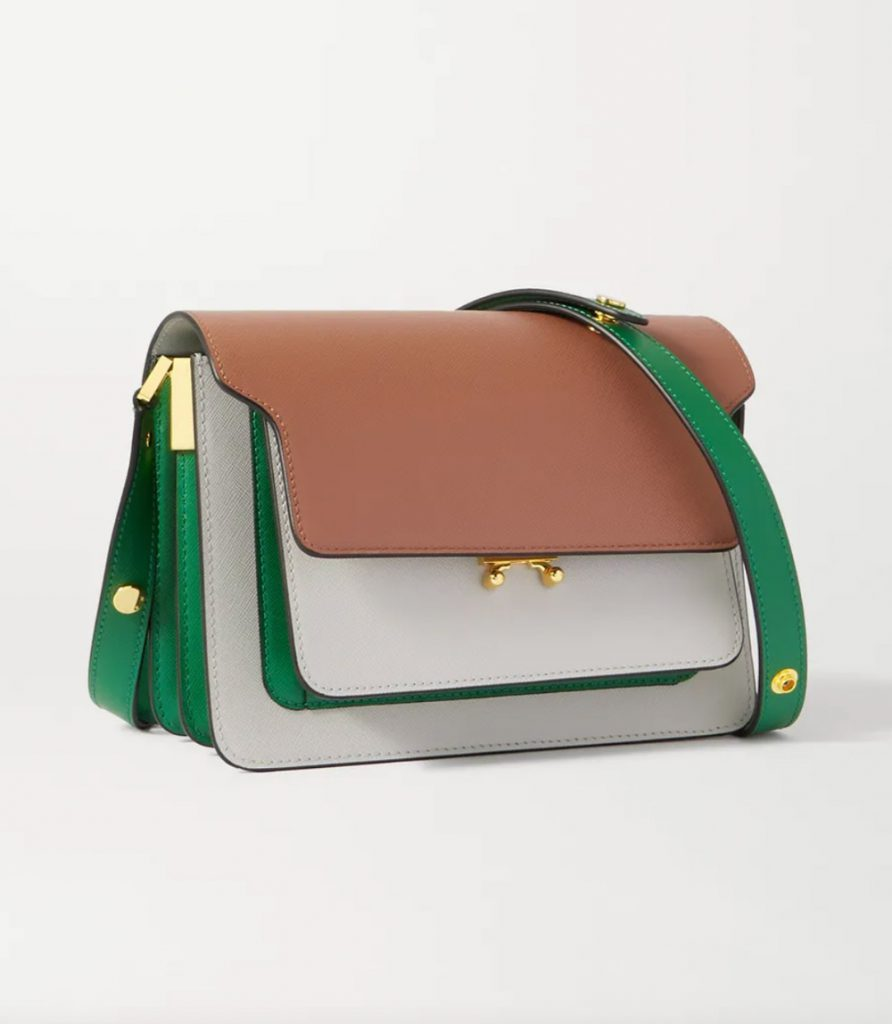 7 Pretty Designer Bags That Aren't all over Instagram Marni Trunk Bag