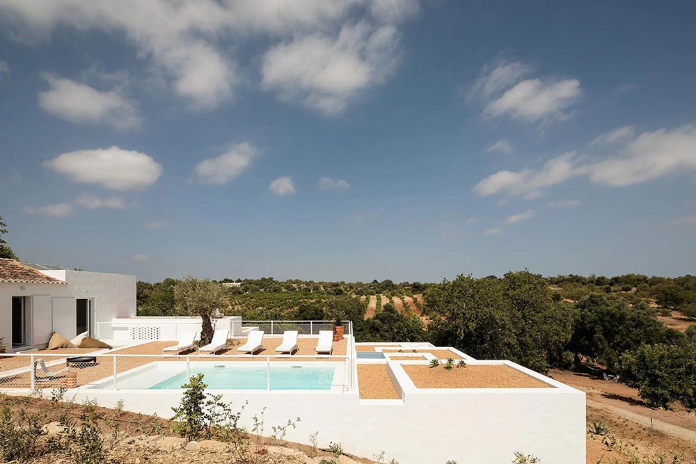 Hospitality venture the addresses in south Portugal