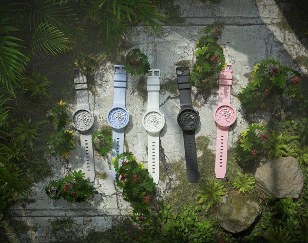 Swatch Presents its Latest Innovation: BIOCERAMIC
