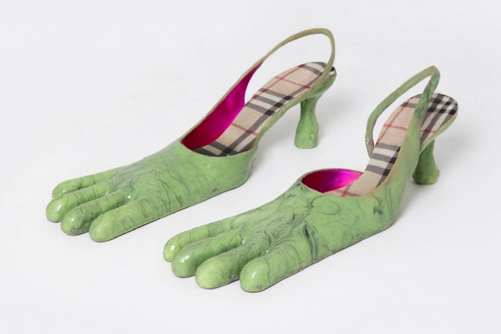 avavav monster shoes deadstock Burberry