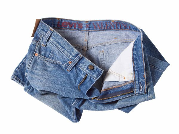 levi's Valentino jeans 517 re-edition