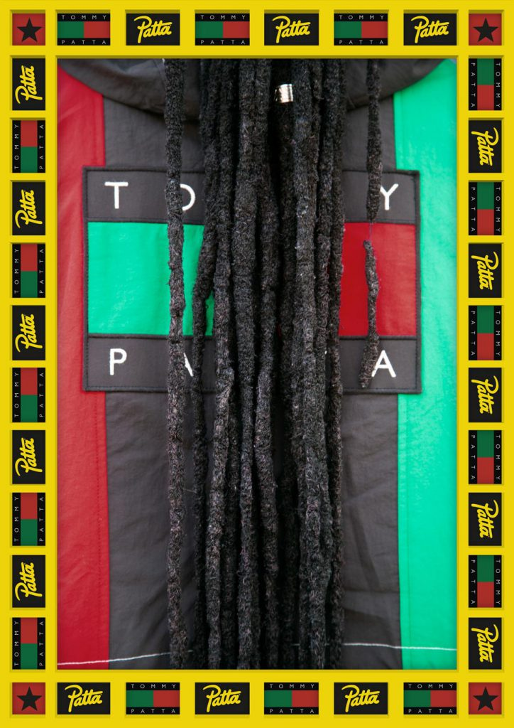 PattaxTommy Capsule Collection African Diaspora Movement