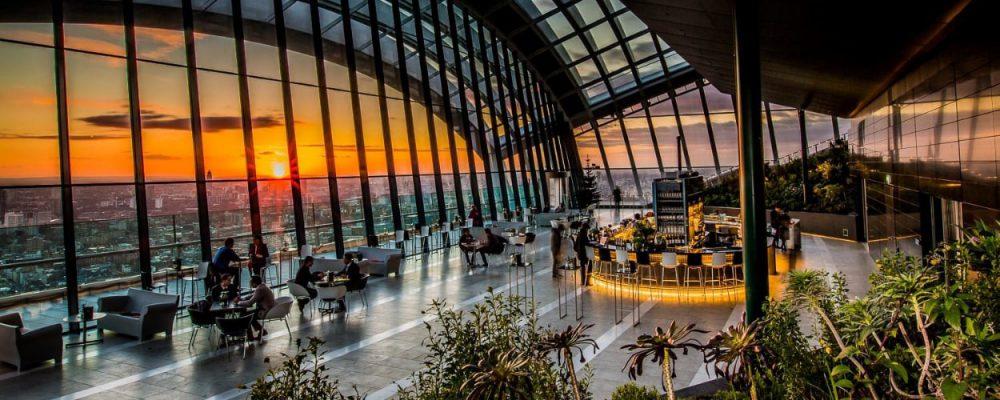 sky garden bar London