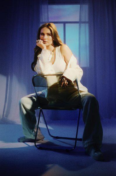mimi webb interview james bond theme song