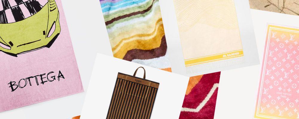 towel bottega Louis Vuitton Fendi Missoni
