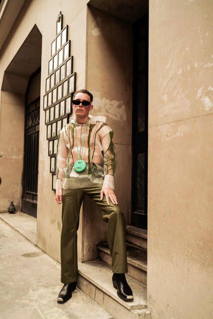 Streetstyle Paris Fashion Week SS22