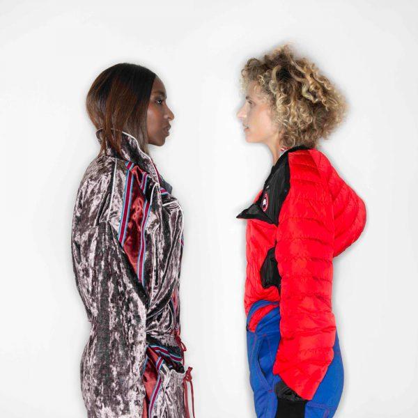 Activewear Exhibition Élodie Ouédraogo Olivia Borlée
