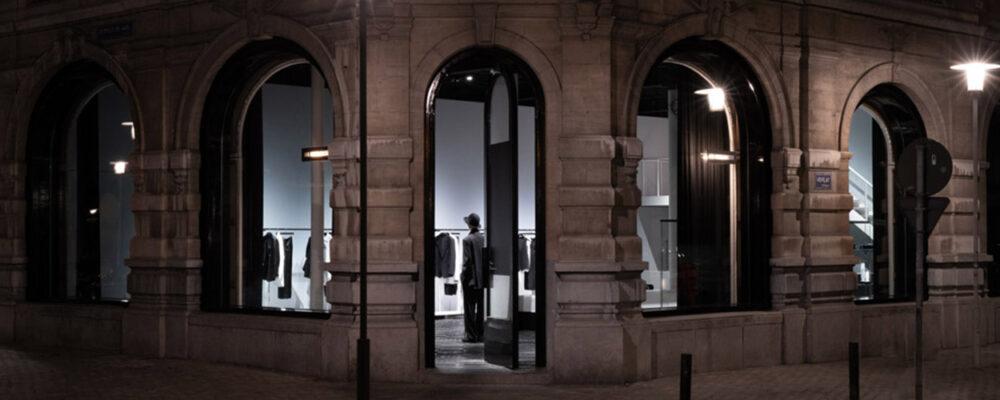 Ann Demeulemeester Antwerp Store